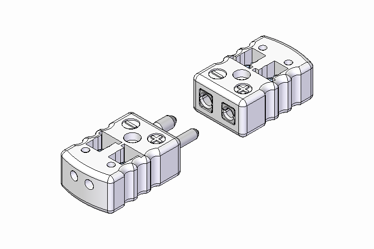 Standard Steckverbinder Keramik Schnellverdrahtung – Hamitherm